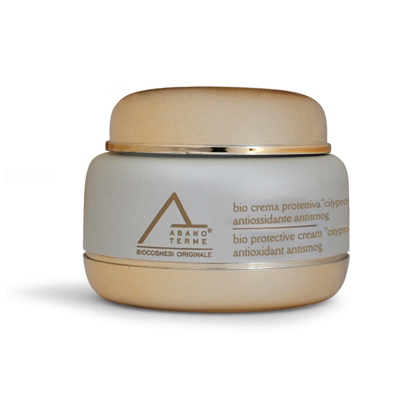 Anti-Pollution Cleansing Facial Cream, based Hyperthermal Water