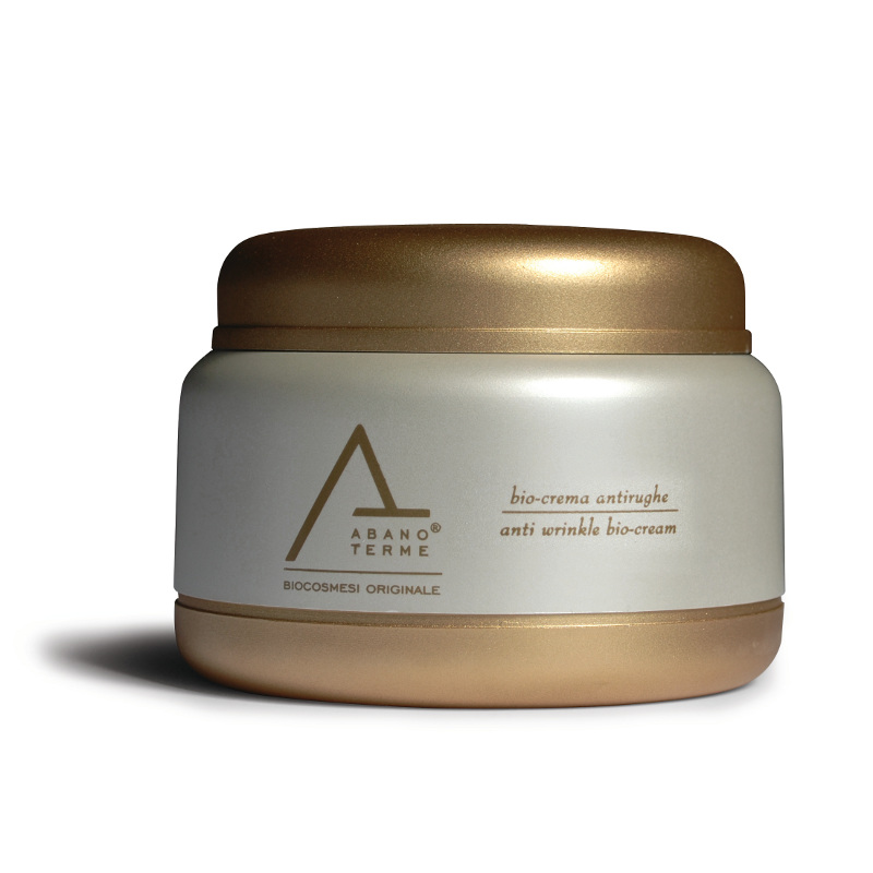 Anti Wrinkle, Anti-Aging Bio Cream, based hyperthermal water